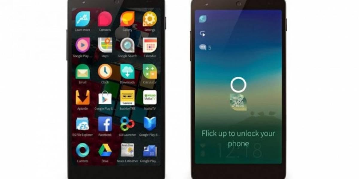 Instala el launcher de Sailfish OS en tu Android 4.2 o superior