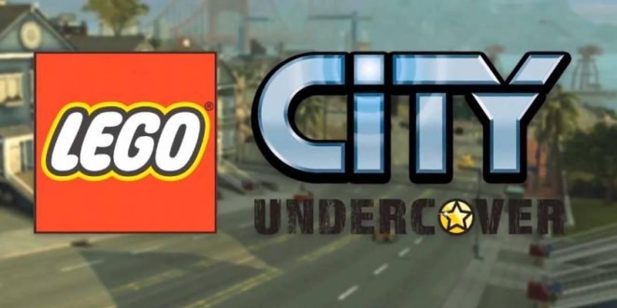 LEGO City Undercover muestra todas sus opciones de juego en nuevo tráiler