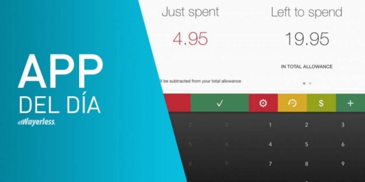 Left to Spend, controlando tus gastos a diario [App del día]