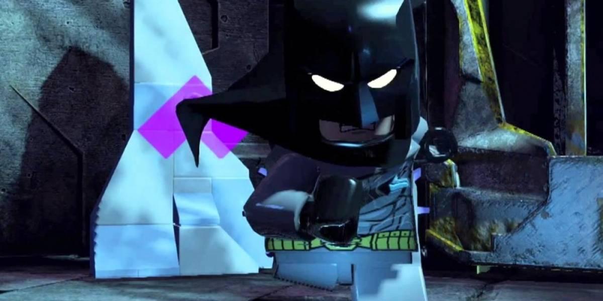 LEGO Batman 3: Beyond Gotham y su nuevo tráiler #SDCC2014