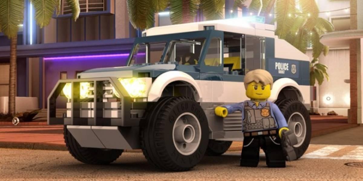 TT Games nos presenta nuevos tráilers de LEGO City: Undercover