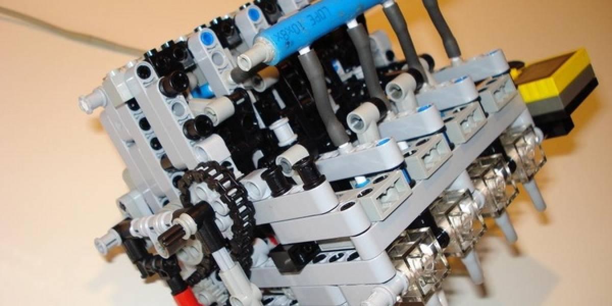 Motor Lego Mindstorm V8 a 1440 RPM