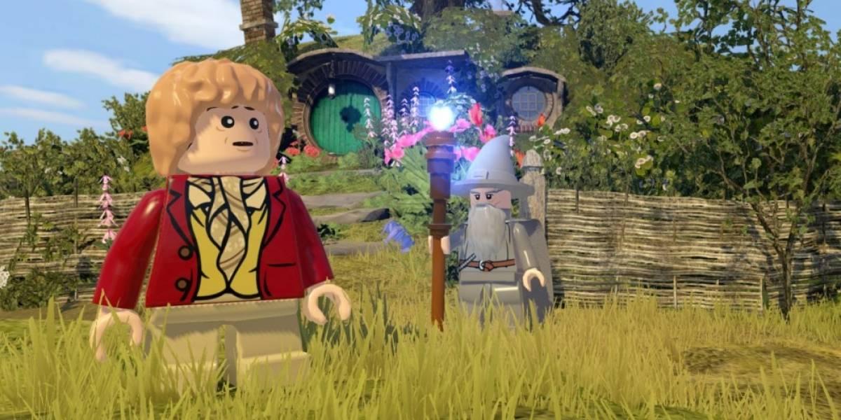 LEGO The Hobbit completaría la trilogía con DLC