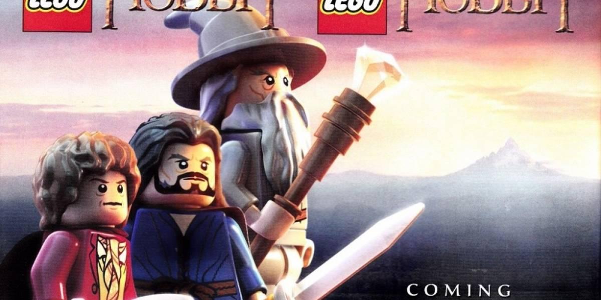 ¿LEGO The Hobbit? Parece que sí, en el 2014