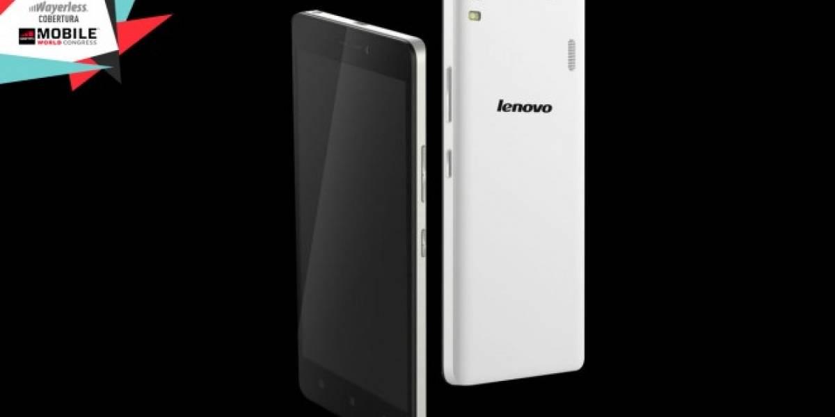 Lenovo anuncia el smartphone A7000 con Dolby Atmos #MWC15