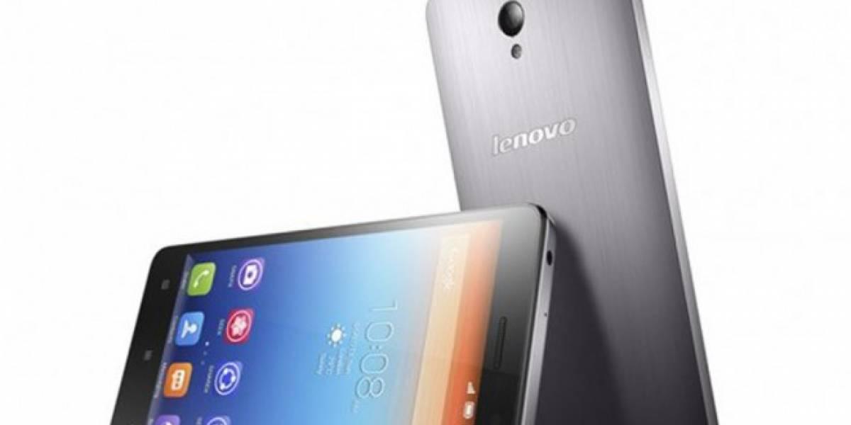 Lenovo presentó los smartphones S860, S850 y S660 en #MWC14