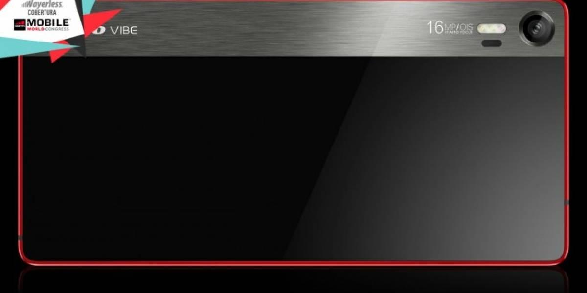 Lenovo confirma el VIBE Shot, su nuevo smartphone-cámara #MWC15