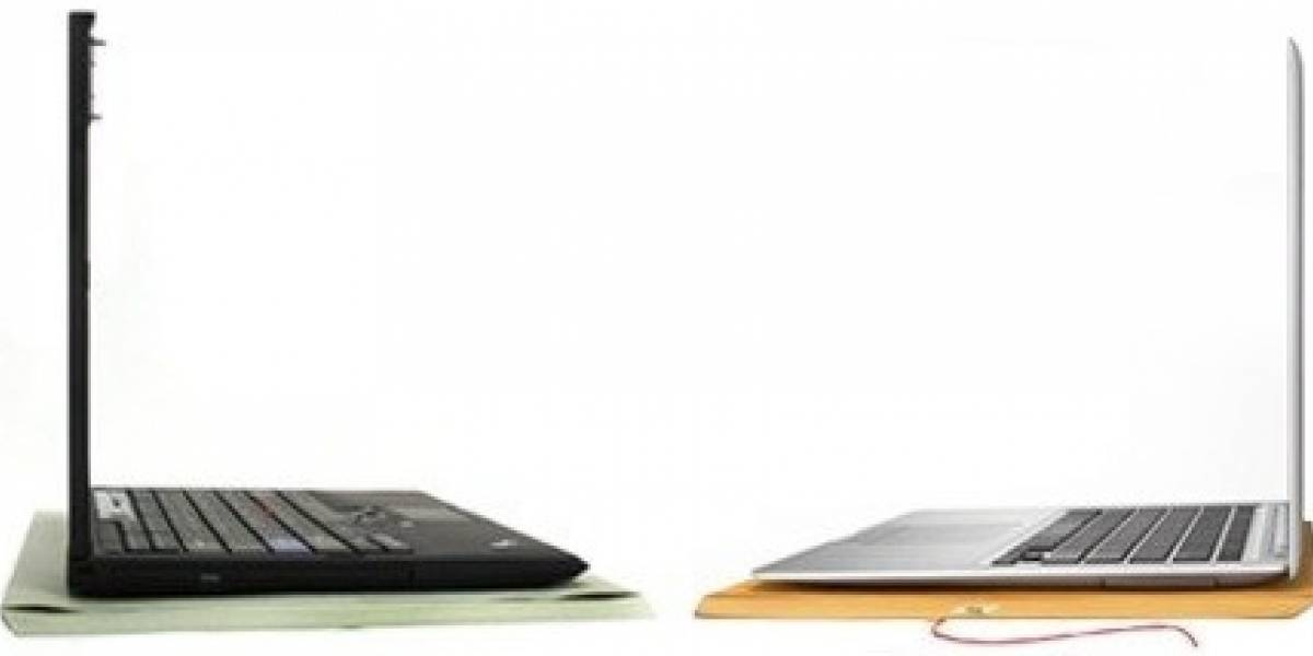 Lenovo X300 vs MacBook Air