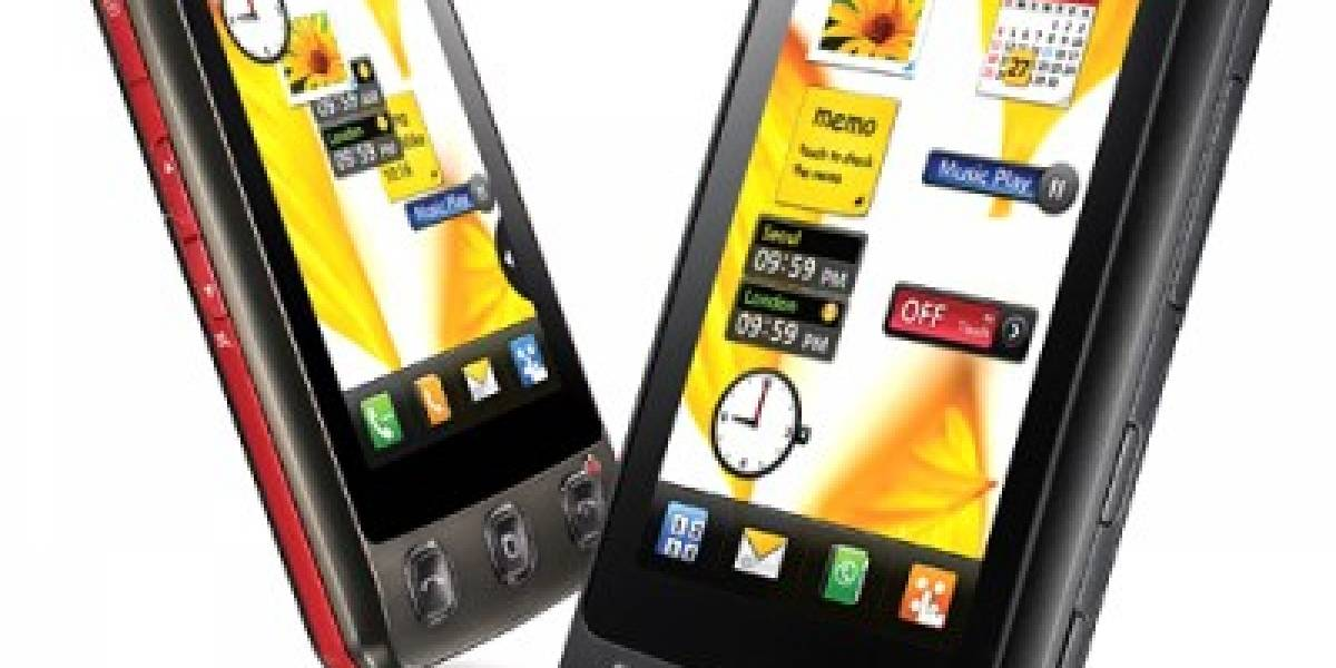 LG KP500: Con pantalla táctil y al alcance del bolsillo