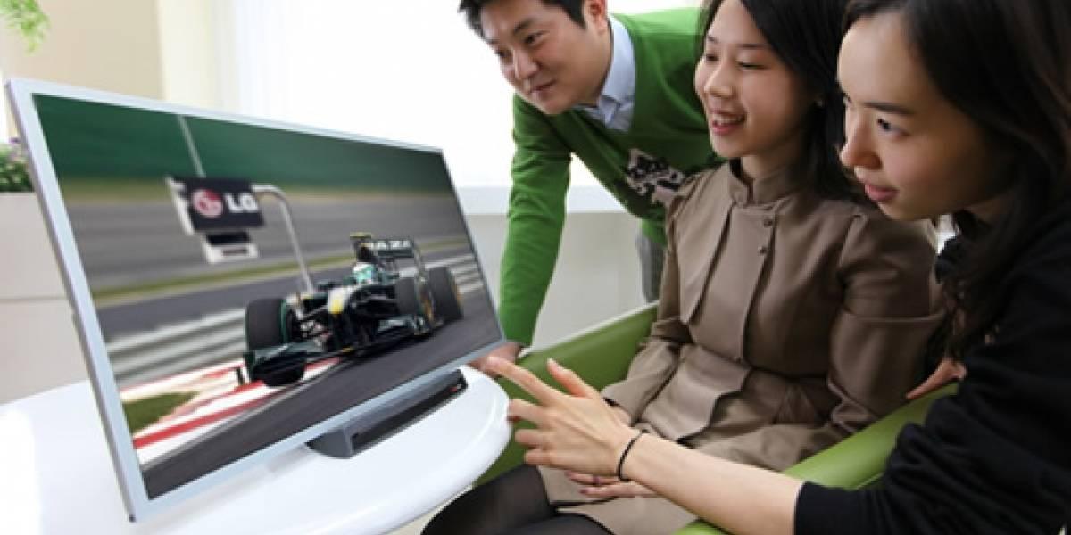 LG lanza monitor IPS de 240Hz