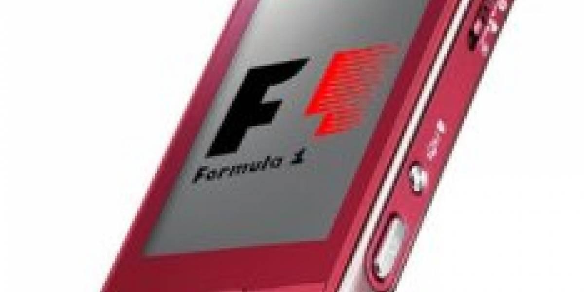 Nuevo acuerdo de LG permitirá teléfonos inspirados en la Fórmula 1