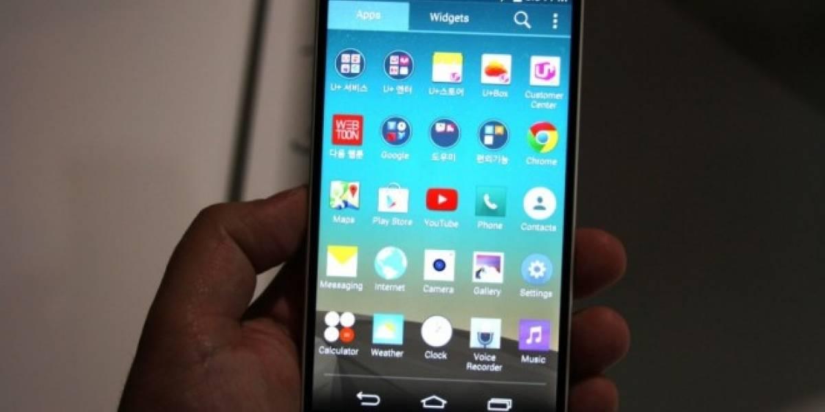 LG G3 debuta perdiendo en benchmarks