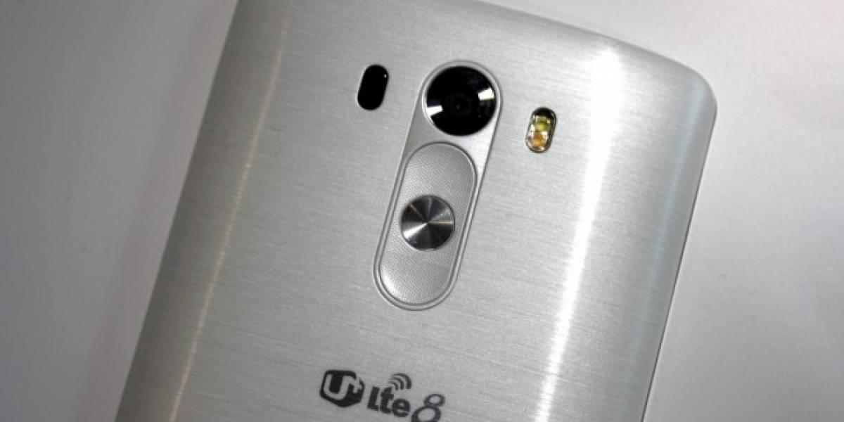 LG G3 supera en cinco días las 100.000 unidades vendidas en Corea del Sur
