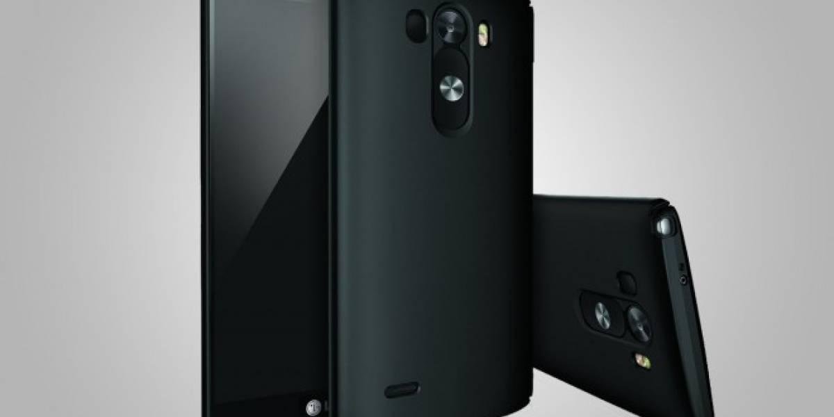 Estas serían las especificaciones del LG G3 Mini