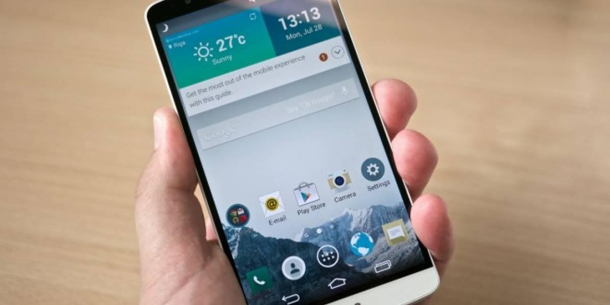 El diseño del LG G3 llegará a más smartphones y tablets de LG