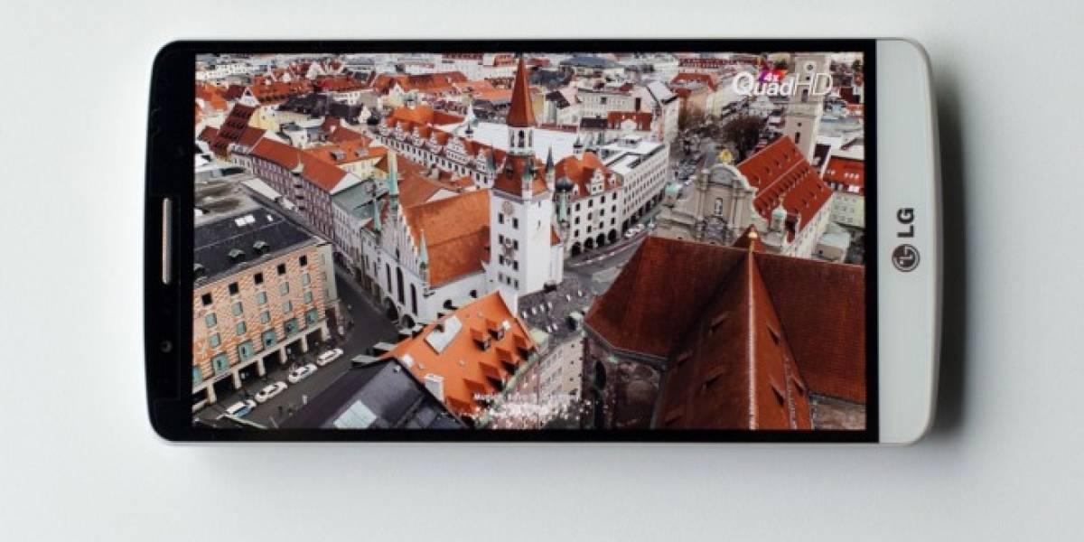 LG G3 triplica en dos semanas ventas del G2 en Chile