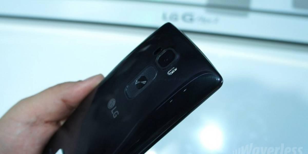 LG G4 podría tener una pantalla curva