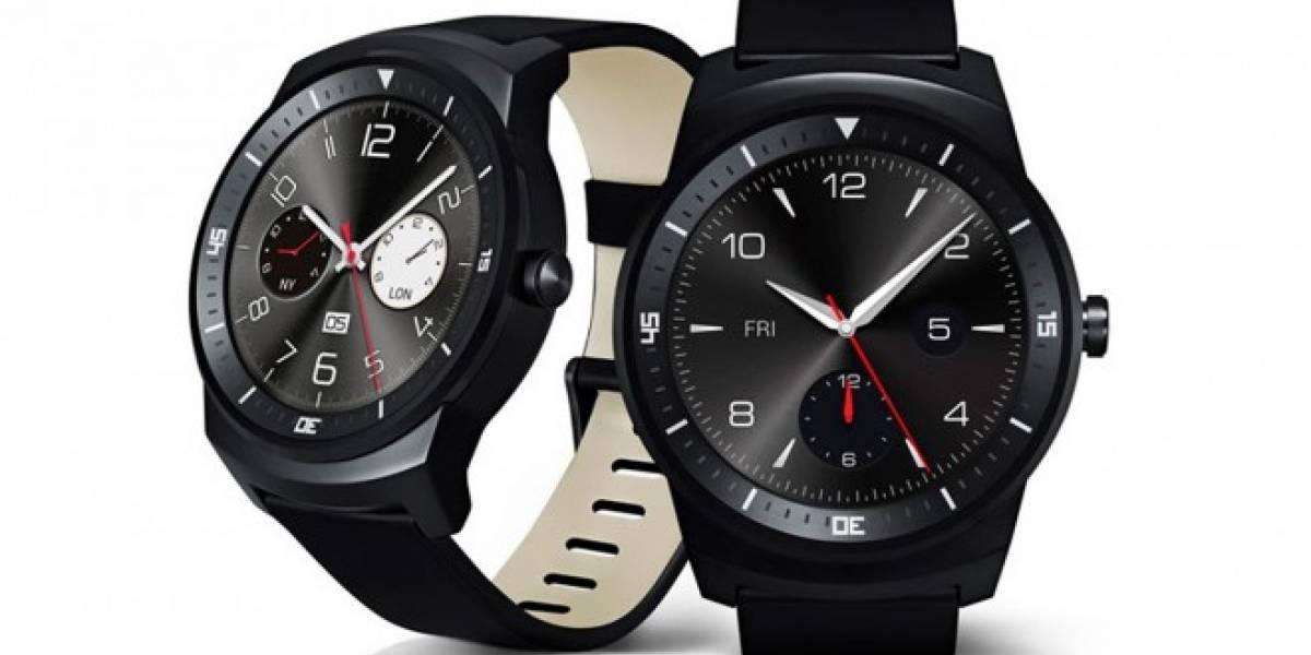 LG G Watch R con conectividad 4G podría ser presentado en el MWC 2015