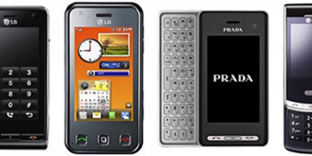 LG ahora es el tercer fabricante más grande de celulares