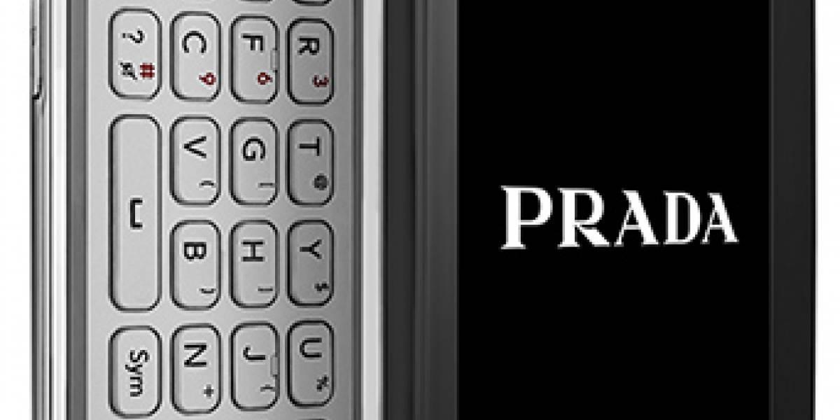 LG presenta el Prada II