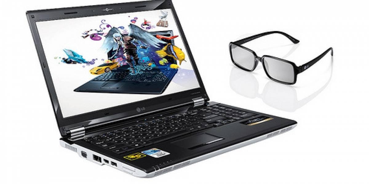 LG presenta su primer notebook 3D: XNote R590 3D