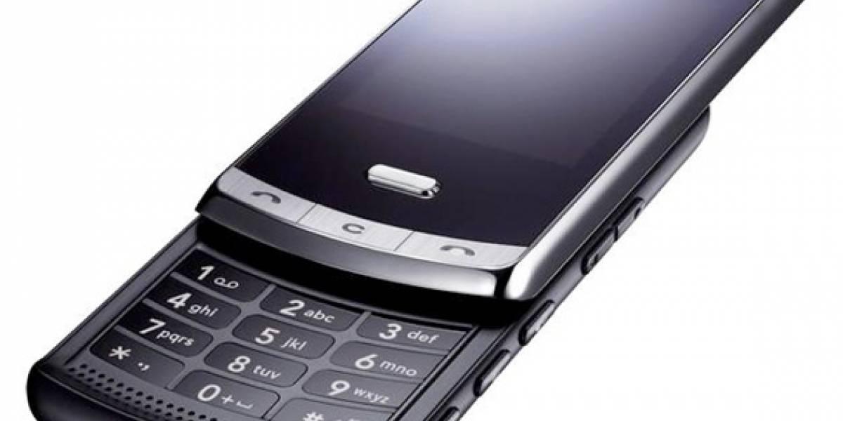 LG Secret: Fibra de carbono, 5MP y resiste las llaves de tu bolsillo