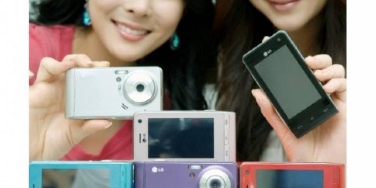 LG vendió su modelo Viewty como pan caliente: Ya van 5 millones y aparecen nuevos colores