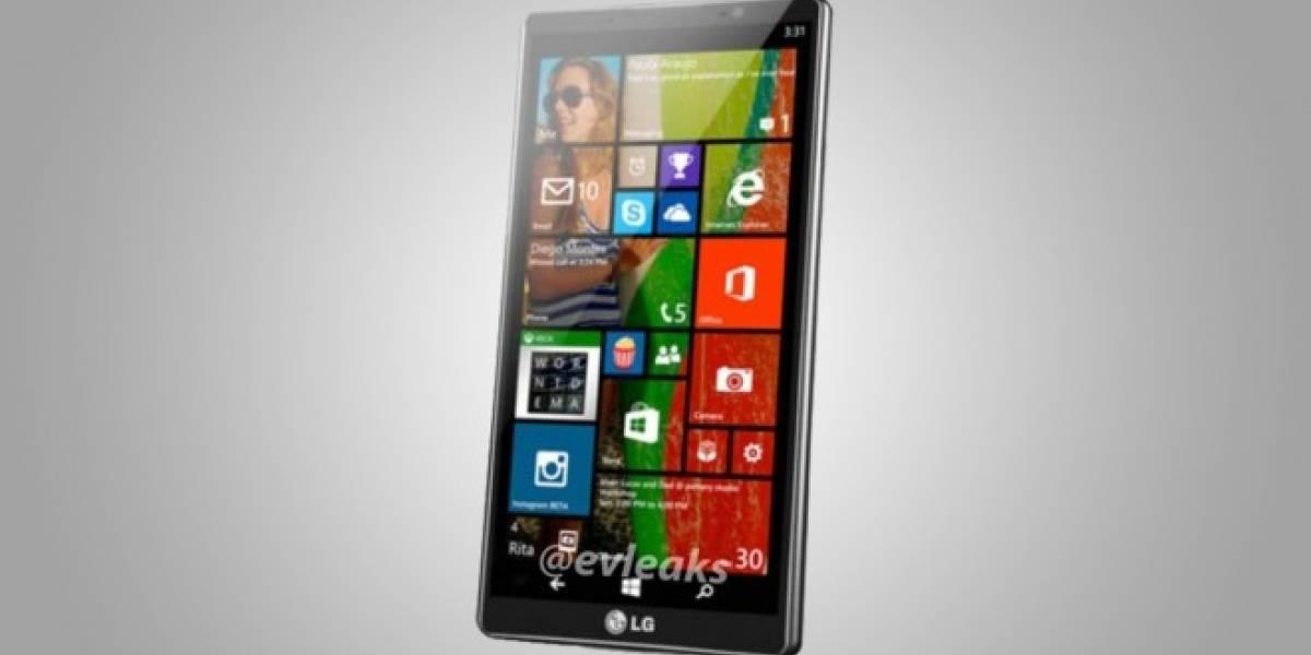 Se rumorea un nuevo LG con Windows Phone: LG D635