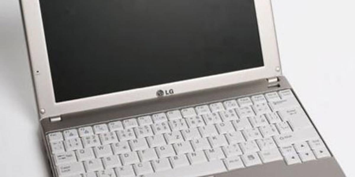 LG X110, un subnotebook BBBC (bueno, bonito y bien caro)