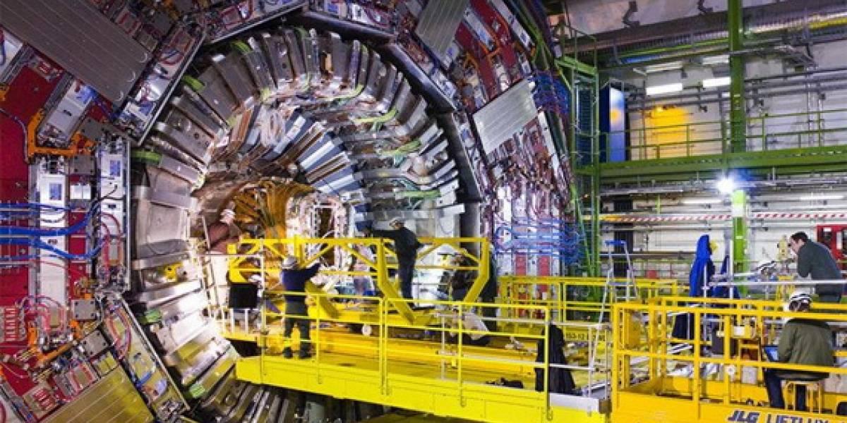 El LHC estará apagado hasta el próximo año