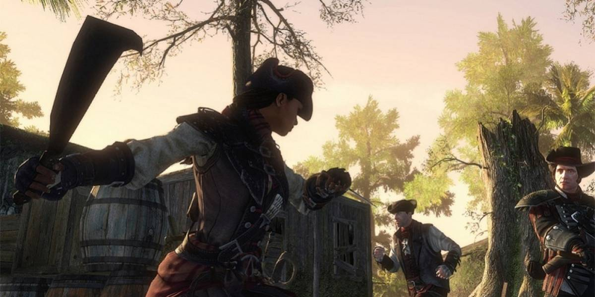 Assassin's Creed Liberation HD aterrizará en la PS3 a principios del 2014