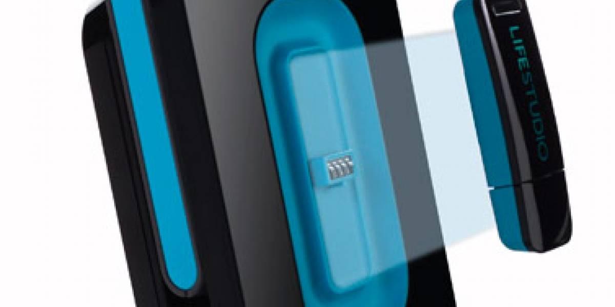 Hitachi presenta disco duro externo de la línea LifeStudio