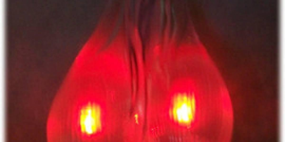 Impresentable: Testículos luminosos para tu auto