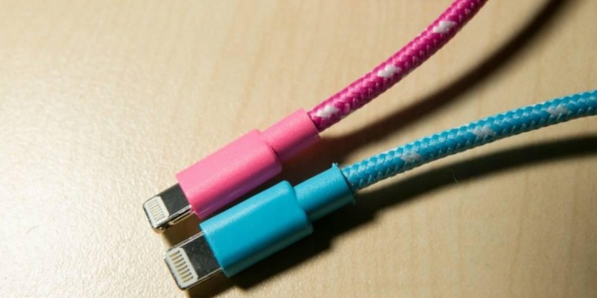 Aseguran que Apple planea lanzar el iPhone 6 con un cable reversible en sus dos extremos