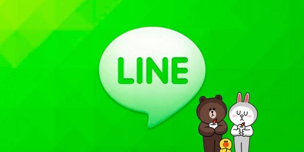 LINE regala llamadas gratis a Chile desde el extranjero