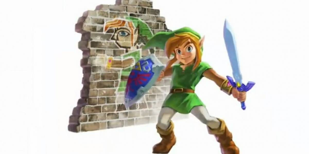 Nintendo revela más detalles de The Legend of Zelda: A Link Between Worlds