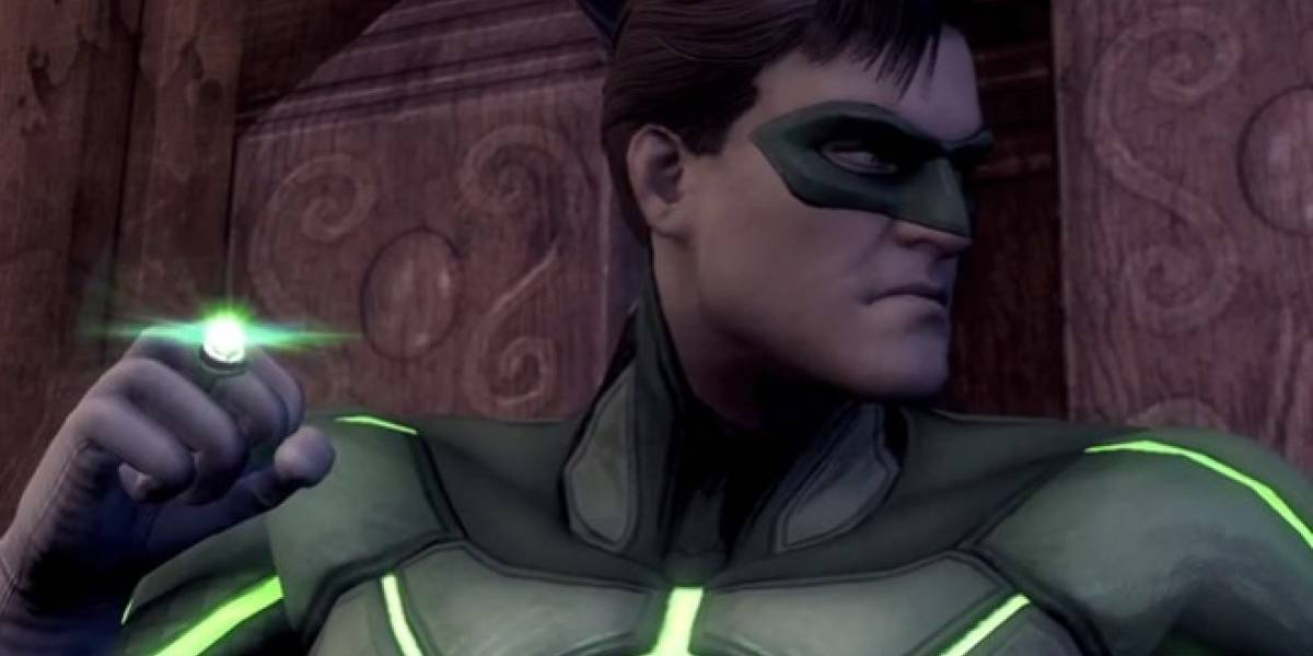 Green Lantern pelea contra su doble en un nuevo video de Injustice: Gods Among Us