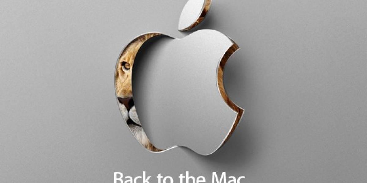 Mac OS X 10.7 tomaría prestado elementos de iOS