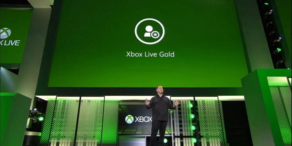 Ya no será necesario pagar por Xbox Live Gold para acceder a servicios en Xbox One