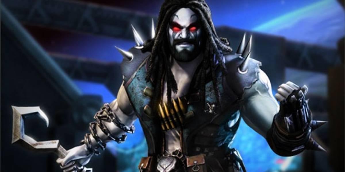 Lobo podría ser el primer personaje descargable de Injustice: Gods Among Us