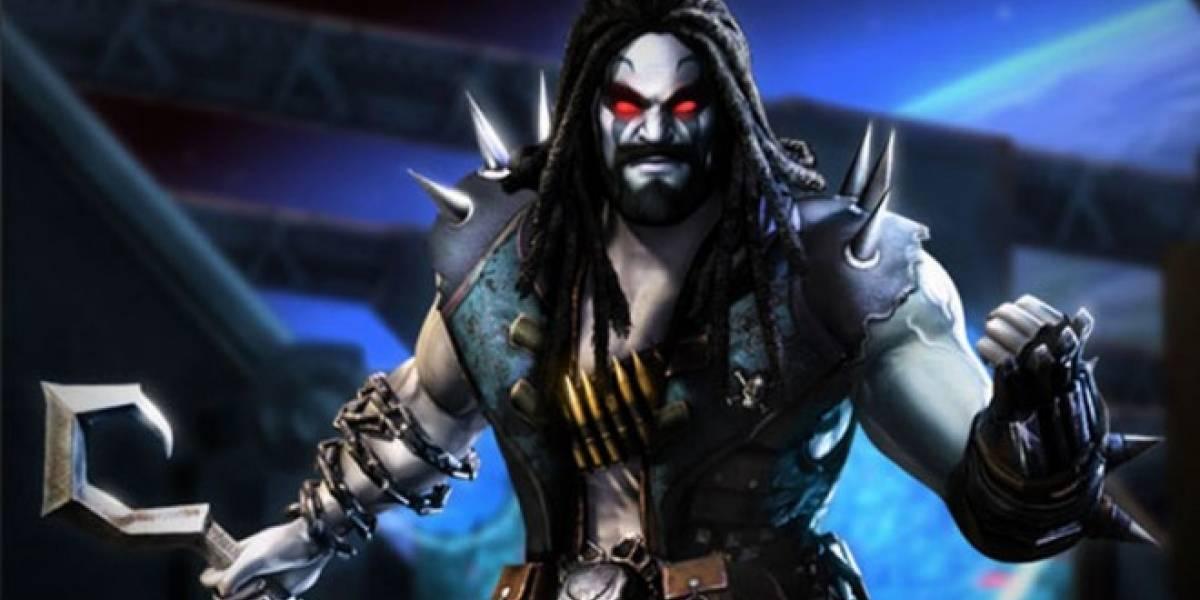 Vean a Lobo en acción en nuevo tráiler de Injustice: Gods Among Us