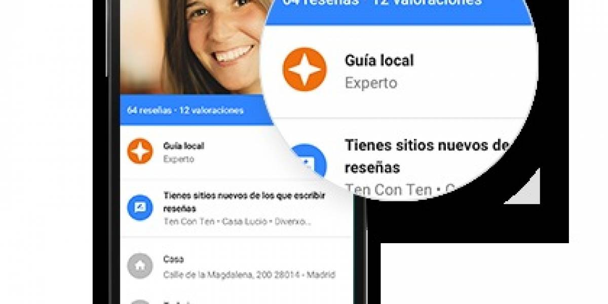 Google Maps se actualiza con guías locales en Android