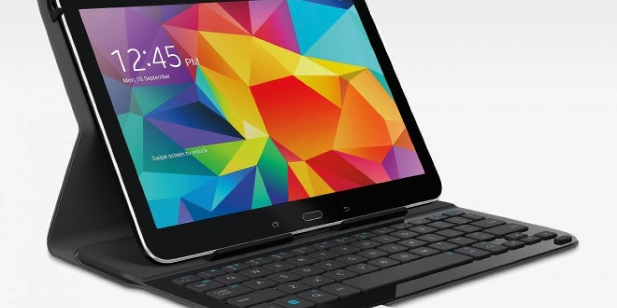 Logitech Ultrathin Keyboard Folio para Galaxy Tab 4 de 10 pulgadas