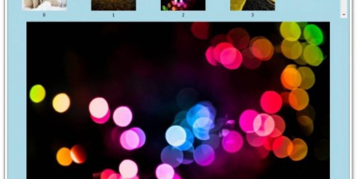 Cambia el fondo login de Windows 7 con algo de Picasa o Flickr