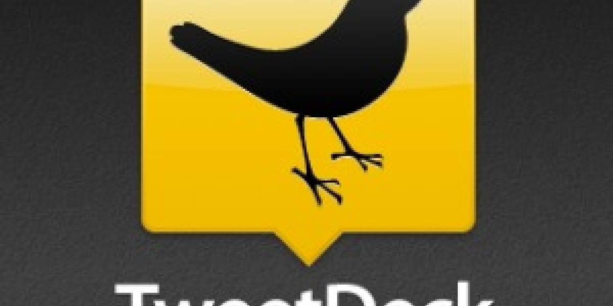 TweetDeck cumple dos años superando las 15 millones de descargas