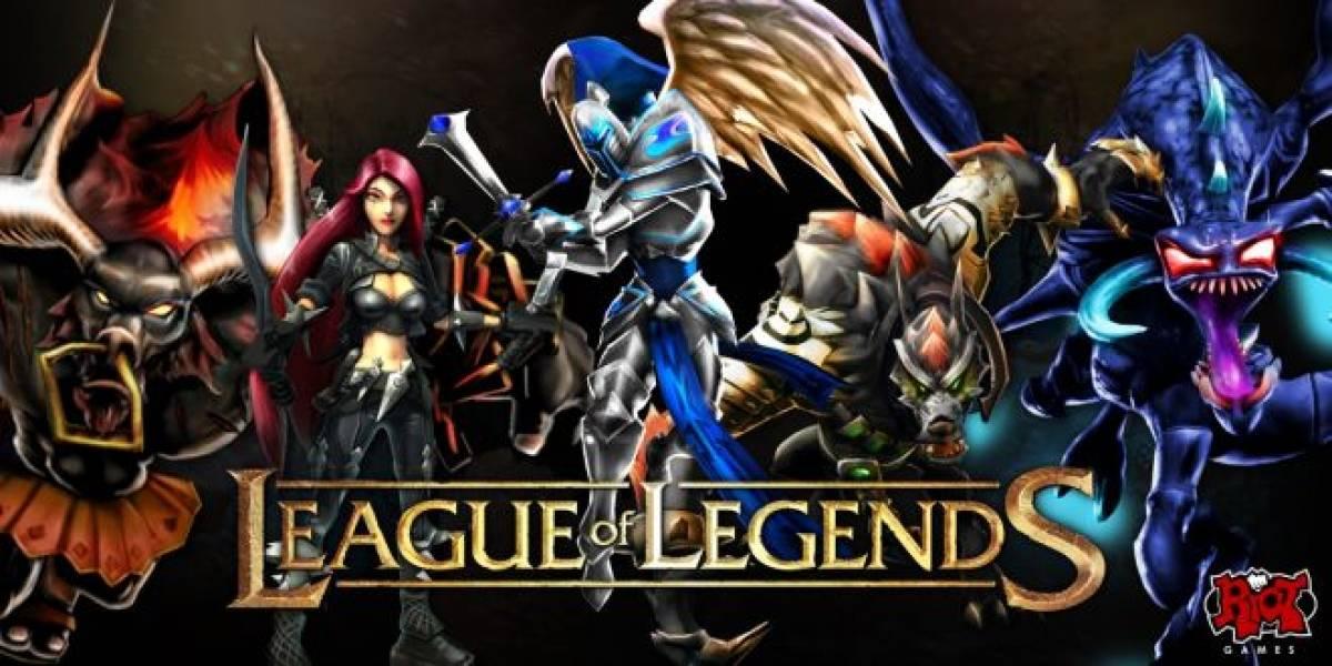 Riot Games montará su propia red de tráfico para League of Legends en EE.UU.