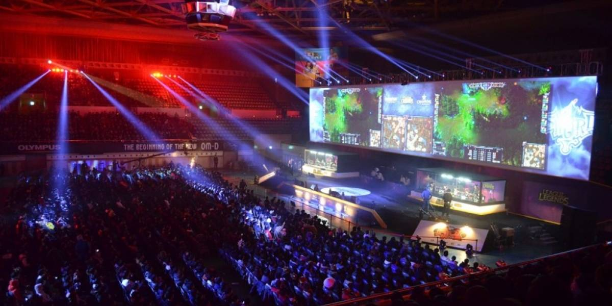 NVIDIA regala 50 entradas para la Copa Latinoamérica de League of Legends
