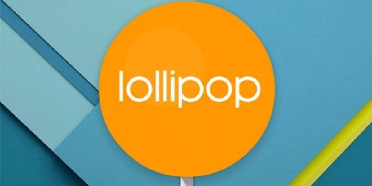 Google trabaja en una nueva versión de Android Lollipop para corregir problemas de memoria