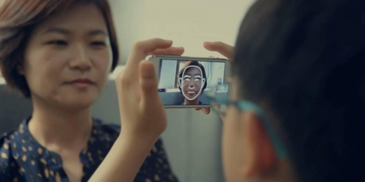 Samsung lanza aplicación para ayudar a niños autistas a establecer contacto visual