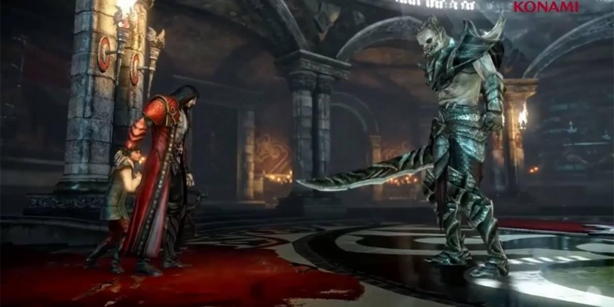 Así es como se pelea en Castlevania: Lords of Shadow 2 [gamescom 13]